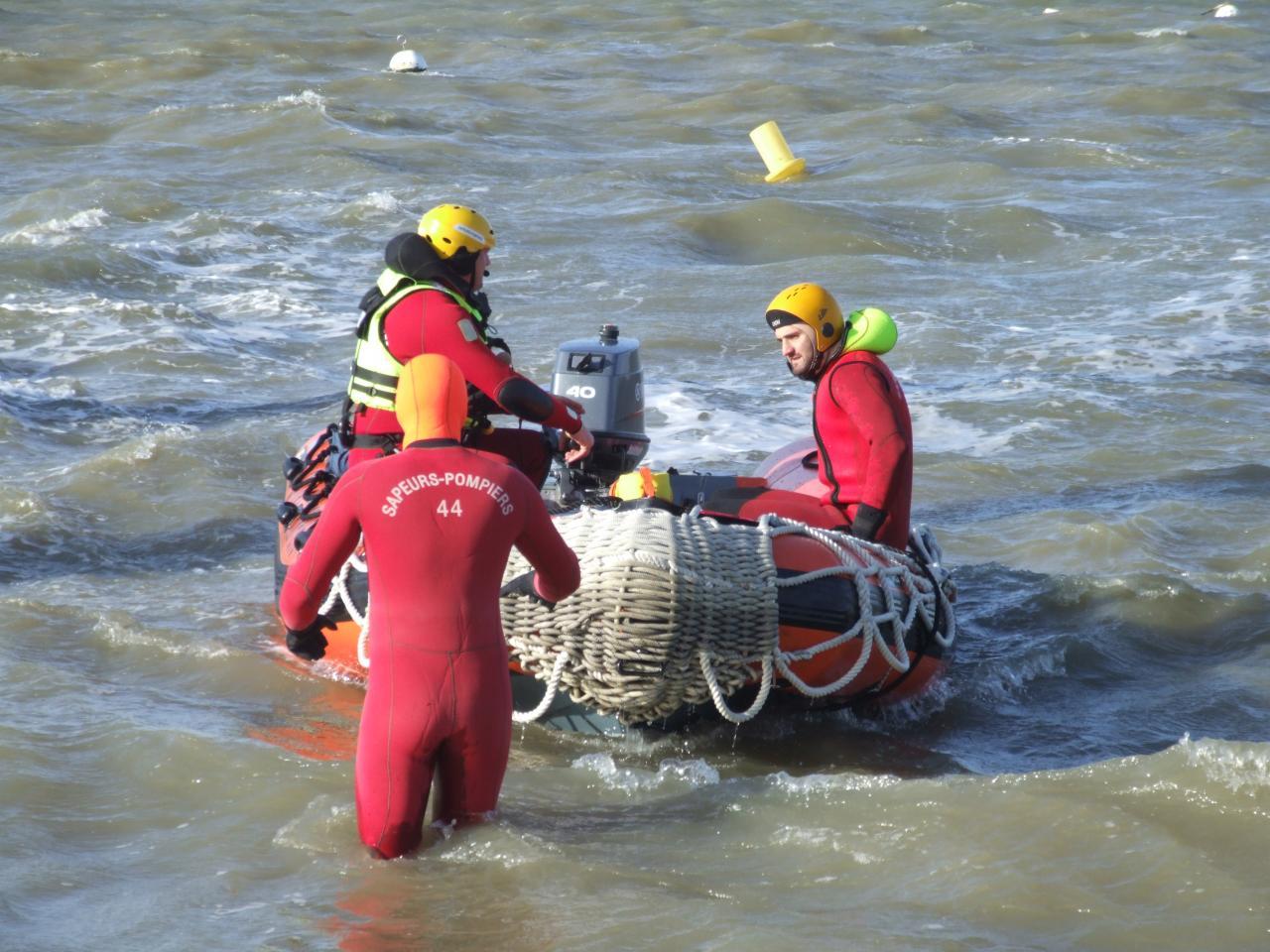 12 nov 2017 - Exercice de sauvetage